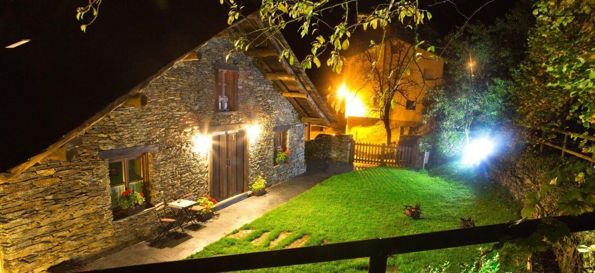 apartamentos rurales Palacio de Naviegos Fuentes del Narcea