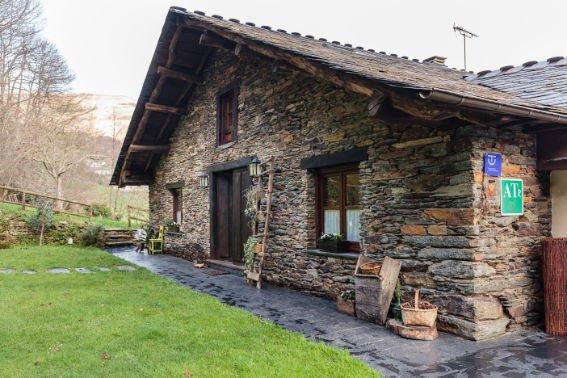 casa rural bonita en asturias